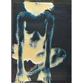 Rupert jasen smith american 19531989 woman 1983 screenprint with diamond dust signed dated and numbered ap 14 41 14 x 30 sheet provenance private collection new jersey