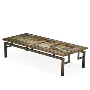 Philip and kelvin laverne chin ying coffee table