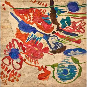 Hans krondahl five tapestries