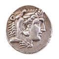 Ancient greek kingdom of macedon ar tetradrac