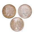 Us peace 100 coins