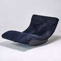 Adrian pearsall craft associates rocking chaise wilkes barre pa 1960s unmarked 29 x 37 x 60