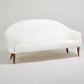 Kersten horlinholmquist paradise sofa sweden 1958 upholstery beech unmarked 33 x 73 x 32