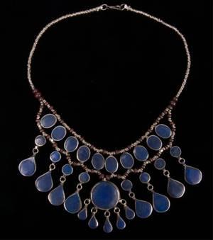 Central Asian Lapis Lazuli Necklace