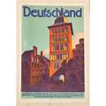 20th c travel poster