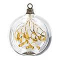 Steuben christmas ornament