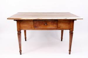 19th Century French Dining or Work Table