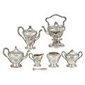 Marcus  co sterling silver coffee service