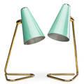 Stilux pair of desk lamps