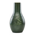 Ed diers rookwood large modeled mat vase