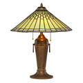 Victor toothaker roycroft fine table lamp