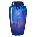 Harriet wilcox rookwood flambblack opal vase