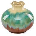 Fulper floriform vase