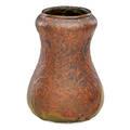 Merrimac vase with drip glaze