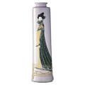 Fh rhead weller tall pink rhead faience vase