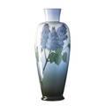 Carl schmidt rookwood fine tall iris glaze vase