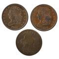 Us half cent coins