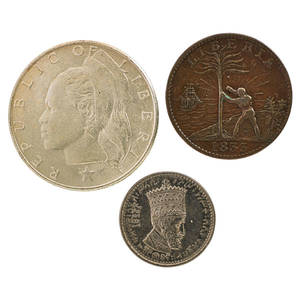 Coins of africa