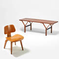 Charles and ray eames herman miller etc