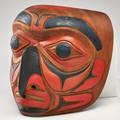 Kwakiutl eagle mask