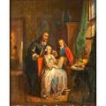 Adrien joseph verhoevenball belgian 18241882