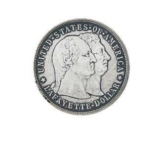 1900 lafayette dollar coin