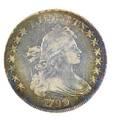 Us 1799 draped bust dollar