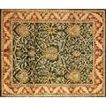 Arts and crafts style rug