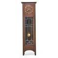 Arts  crafts grandfather clock