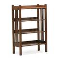 Stickley brothers spindle side magazine stand