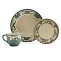 Saturday evening girls creamer trivet and plate