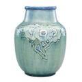 Sadie irvine newcomb college transitional vase