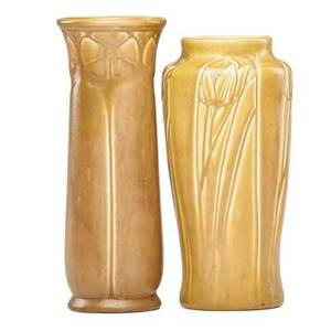 Rookwood two production vases