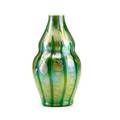 Tiffany studios early gourdshaped vase