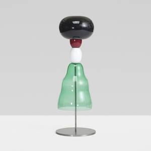 Ettore Sottsass   PHUDPHOR vase from the Capricci series