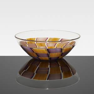 Ercole Barovier   BiPezzati bowl