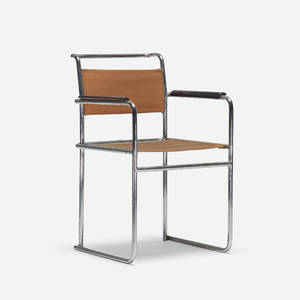 After Marcel Breuer   armchair