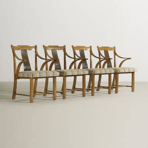 Edward Wormley   chairs model 5718 set of four