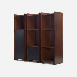 Afra and Tobia Scarpa   Artona bookcases set of three