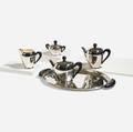 Carlo Alessi   Bomb tea and coffee service