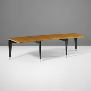 Jean  Prouv   rare and important Professor desk for the Universit de Lille