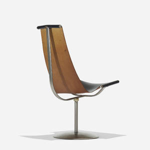 In the manner of William Katavolos Ross Littell and Douglas Kelley   sling chair