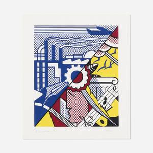 Roy Lichtenstein 19231997  Industry and the Arts