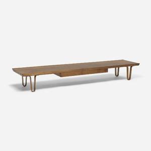 Edward Wormley   Long John coffee table model 4669