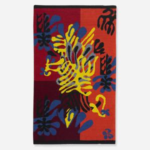 Henri Matisse 18691954  Mimosa carpet