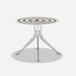 Alexander Girard   Snake occasional table