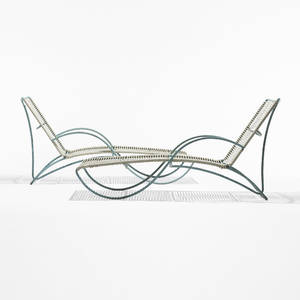 Walter Lamb   chaise lounges model C4700 pair