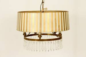 Five Light Italian Style Chandelier