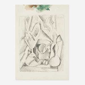 Pablo Picasso 18811973  Nature Morte au Gramophone