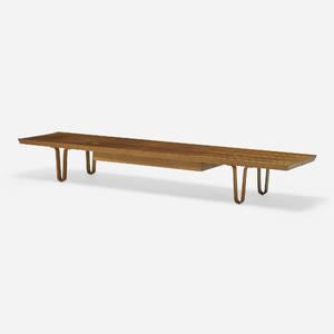 Edward Wormley   Long John coffee table model 4699